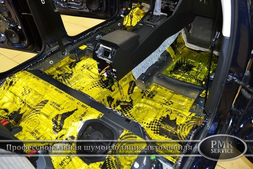 Шумоизоляция Volkswagen passat b8…, изображение №10