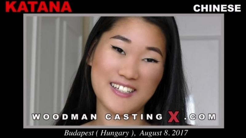 Hana Cute (Хана Кьют) На Кастинге Вудмана