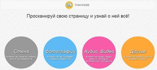 Сканограф - Узнай всё | ВКонтакте