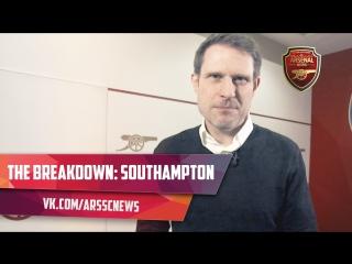 The breakdown: southampton (h)