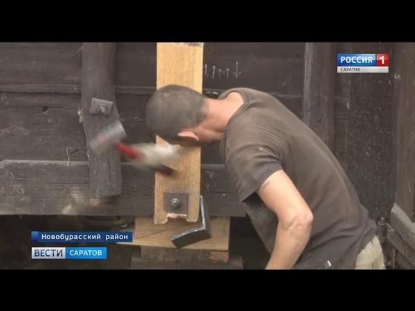Работы по спасению памятника старины продолжаются в селе Лох