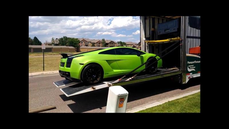 Heffner 1000TTG Twin Turbo Lamborghini Gallardo SE in Verde Ithaca