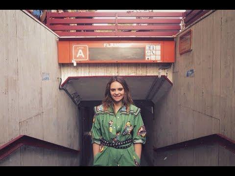 Francesca Michielin dal vivo dalla fermata metro Flaminio di Roma!