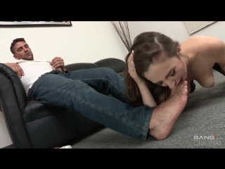 Elektra rose ( bang casting ) [ rough sex, big tits, hardcore, spitting, squirting, foot licking, facefucking, deep throat ]