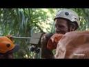 В поисках сокровищ змеиный остров сезон 2, серия 12 - Горная тарзанка