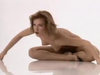 Hots Totally Nude Areobics Gif