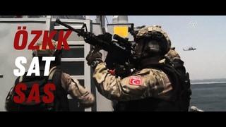 SAT & SAS & Maroon Berets 2018   Turkish Special Forces