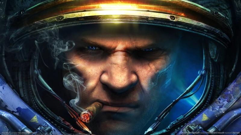 StarCraftII Реплики Тайкуса Финдли