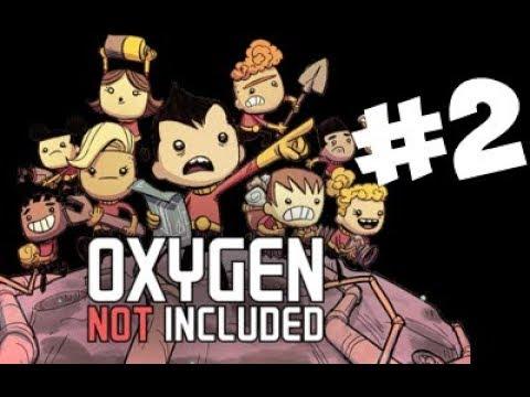 Нужно больше еды Oxigen not included 2
