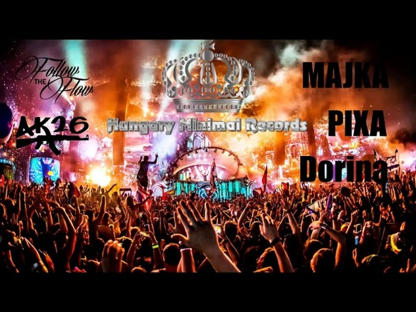 ✪ AK26 x Majka x PIXA x Follow The Flow x Dorina ✪ Minimal Techno Mix 2018 AUGUSZTUS ✪