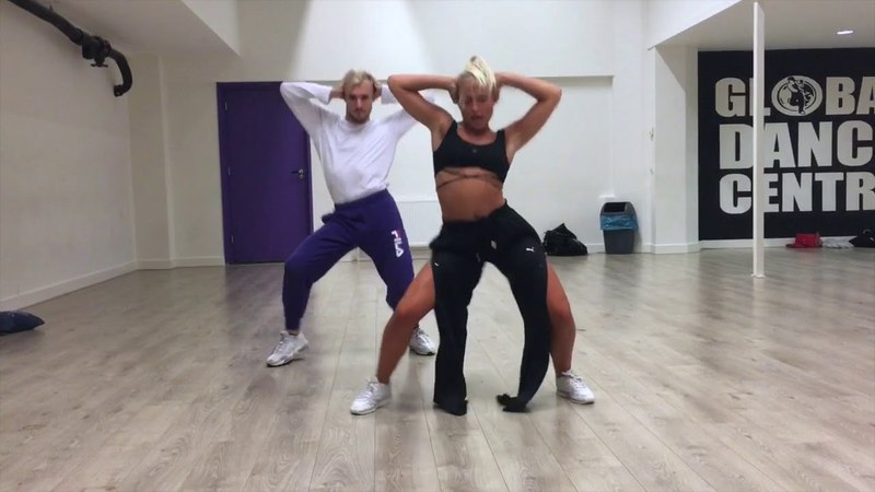 Taylor Swift Look What You Made Me Do Choreography by Jordy Sparidaens