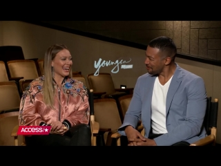 Younger Hilary Duff Charles Michael Davis On Kelsey Zanes Relationship Access 25/04/2018