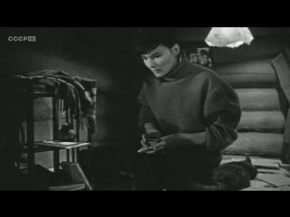 Дорога к морю (1965) - мелодрама, реж. Ирина Поплавская