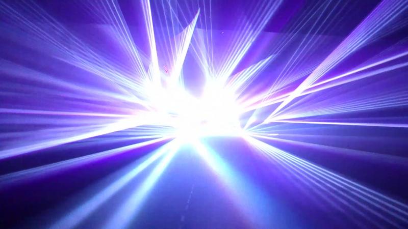 LIGHTSPACE 5 LASERS FULL DIODE RGB 3 5watt
