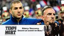 Ribéry Benzema encore un avenir en Bleu TempsMort présentée par Agathe Auproux 01 05 18 OKLM TV
