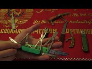Грибник ПКМООиР, олимпиец, швейцарец и нож для консервоманов