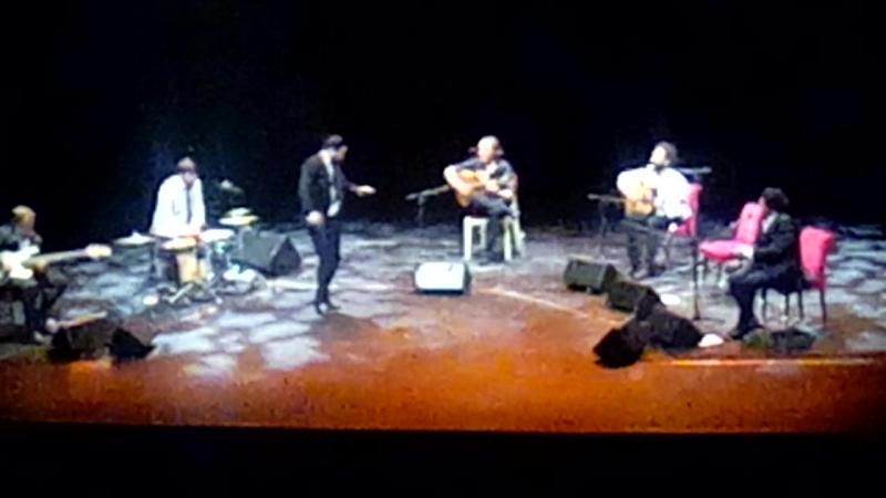 Vicente Amigo Bailao El Sombrero Teatro Romea Murcia España