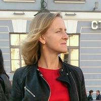 Рисунок профиля (Ольга Заславская)