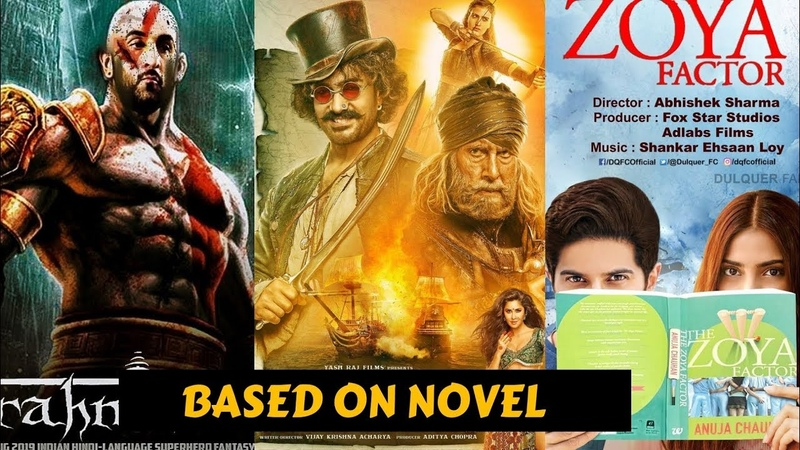 Bollywood Upcoming Movies 2018 and 2019 Based on Novel or Books