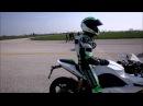 Drag Race Energica EGO vs BMW S 1000 RR HP4 Ferrari 458 Italia Tesla Roadster etc