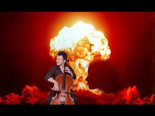 Золотые рок хиты на виолончели. Рок музыка на праздник +38 063 397 98 45