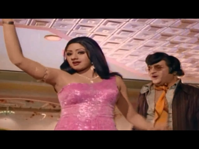 Rowdy Ramudu Konte Krishnudu Movie Asale Chinnadanni Video Song NTR Bala Krishna Sri Devi