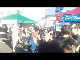 Обычная жизнь в сан франциско folsom street fair .mp4