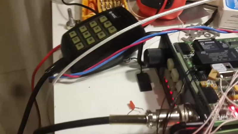 Пороговый шумоподавитель для Q-Mac HF-90 на Arduino