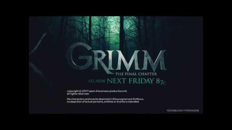 Промо 2 серии 6 сезона сериала Гримм Grimm