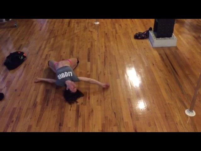 Jeni Janover Floor Work