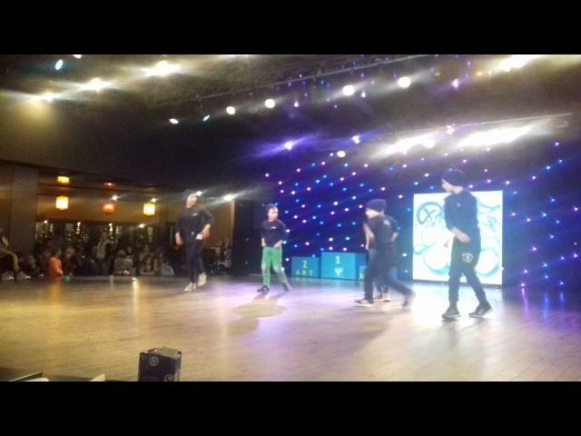 Break dance - DanceUa Fest - DanceFam Studio