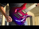 UNBIASED GEAR REVIEW Aristides 080s 8 string Guitar