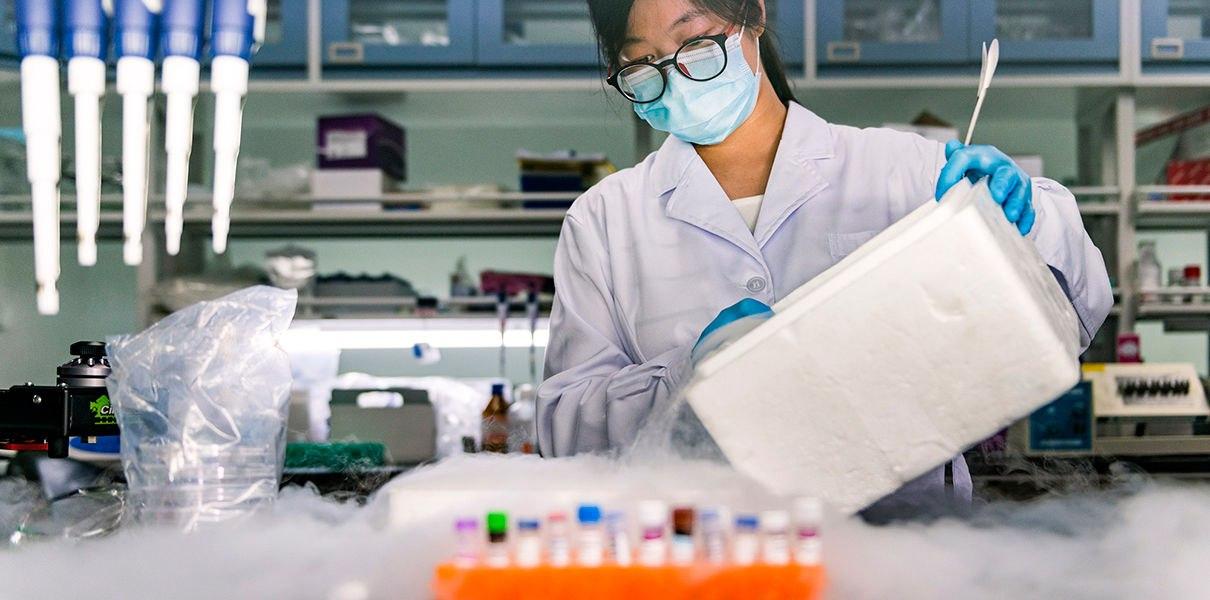 Китай собирает образцы ДНК, чтобы найти лекарства от всех болезней