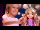Кукла Принцесса Диснея со светящимися волосами - Рапунцель
