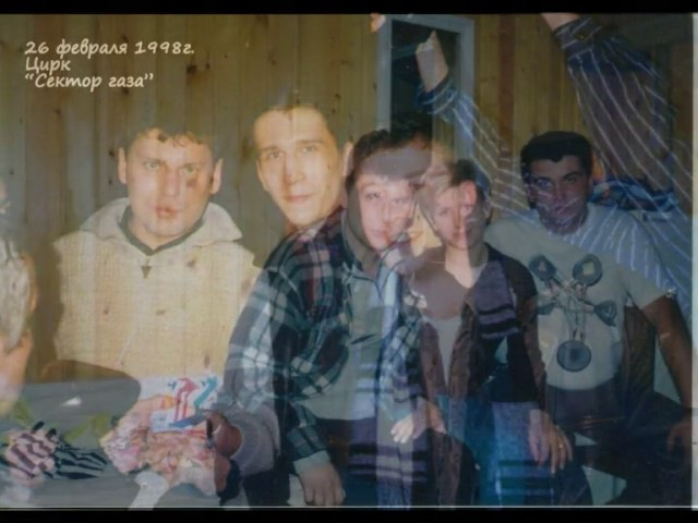 Юрий Клинских - на радио АРТ - Откровение Москва (20.03.1997.)