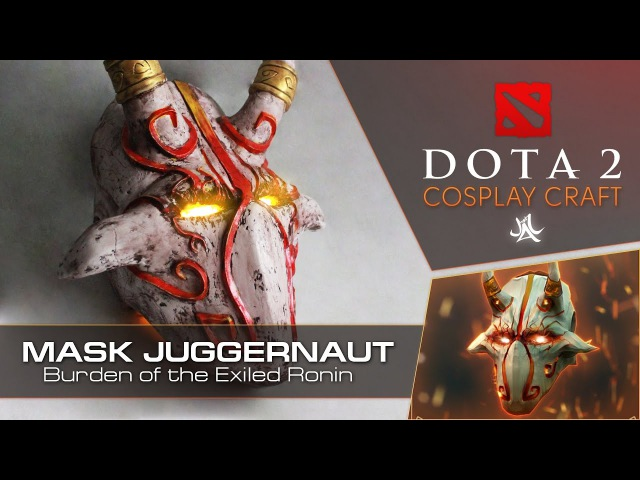 How to do Burden of the Exiled Ronin Dota 2 cosplay by JustTTv