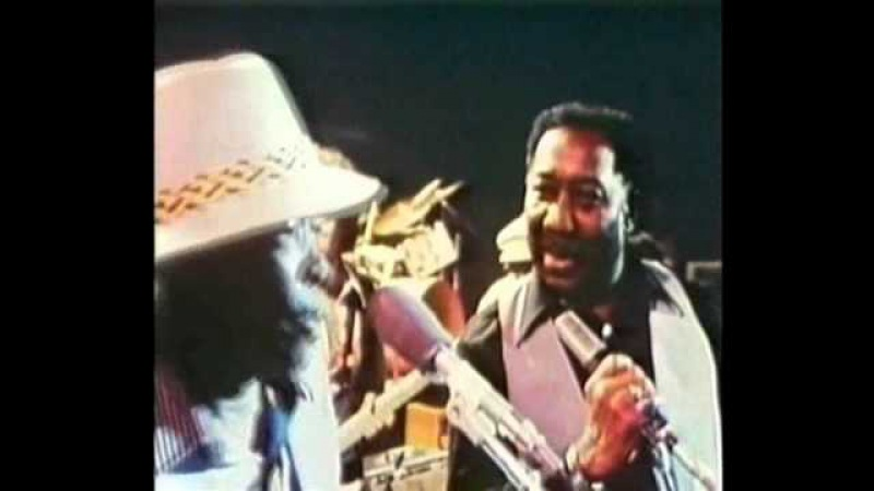 Muddy Waters John Lee Hooker - I Just Want To Make Love To You (live '78)