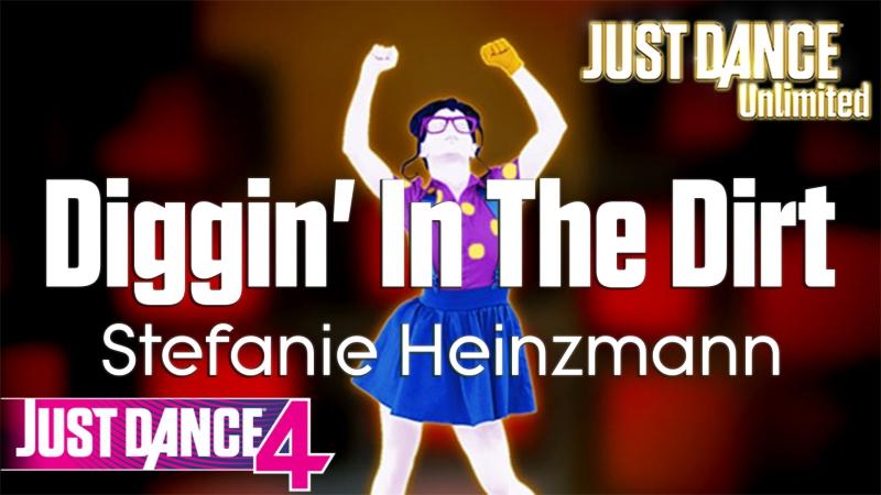 Just Dance Unlimited Diggin' In The Dirt Stefanie Heinzmann Just Dance 4 60FPS