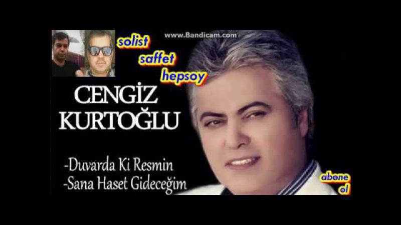 Cengiz Kurtoğlu - Duvarda Ki Resmin / Sana Hasret Gideceğim ( Mix ) yeni versiyon amatör dinle