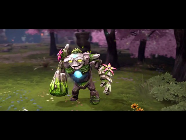 [DotaFX] DotA2 Workshop - TINY - The Perennial Giant