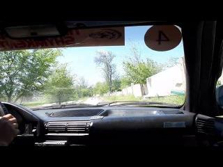 Полный проезд Димы Задевалова BMW e34 на Time attack Шымкент