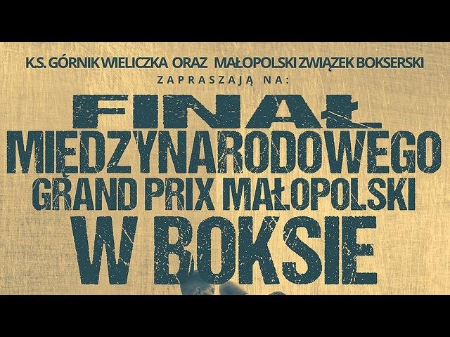 Finał MGPM 2016 Wieliczka