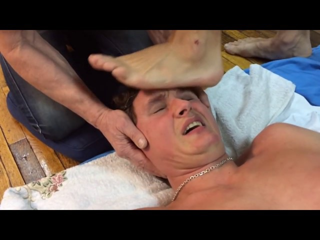 ШОК Офицерская Правка 1 Сборка тела Виктор творит чудеса Жёсткая Костоправска