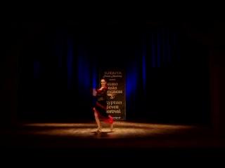 Tahira (Poland) tango oriental - 2. place in belly dance show category, Euro Rak 2880