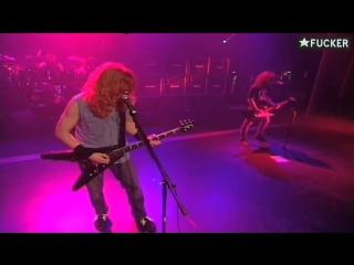 Megadeth - (Live)(Rude Awakening DVD)(Full Concert)(2002)HD