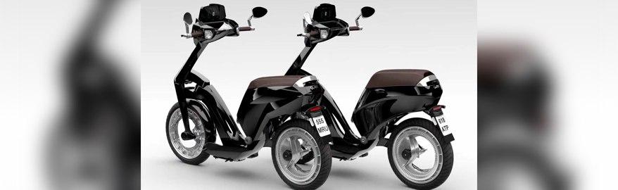 Анатолий Чубайс представил чудо-мотоцикл
