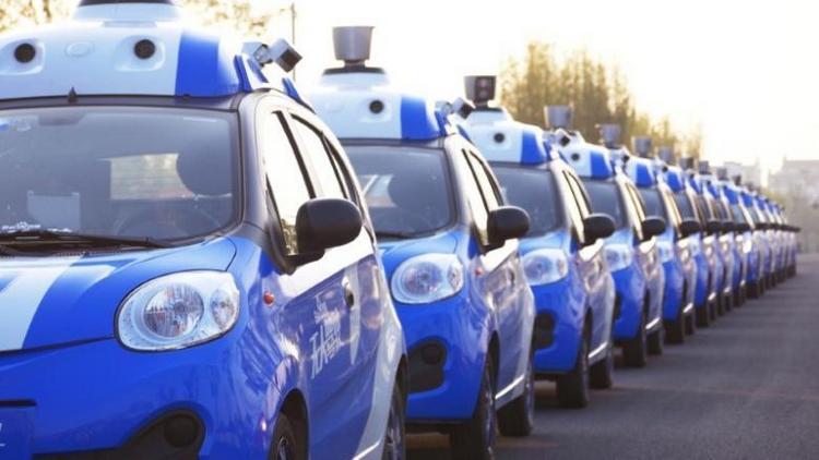 Baidu выделила $1,5 млрд на развитие технологий беспилотного вождения