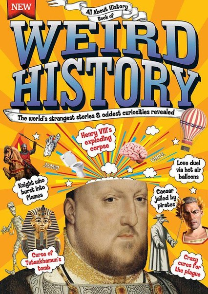 Jon White - All About History Book of Weird History