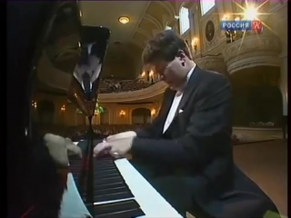 Denis Matsuev - Unkown Rachmaninoff - Fugue in D Minor