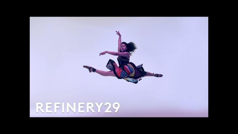 Hiplet When Hip Hop Meets Ballet | Refinery29